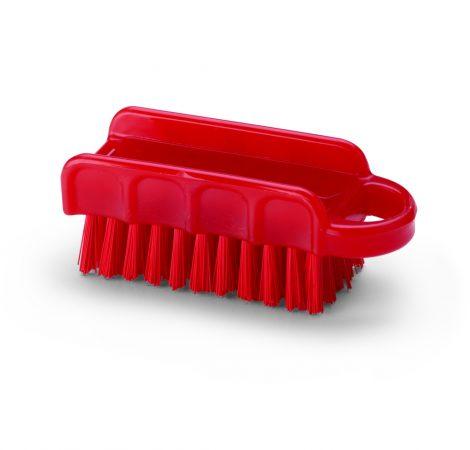 Aricasa higiénikus körömkefe piros