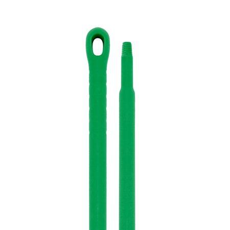 Aricasa Monoblock műanyag nyél 145cm, átmérő 32/22mm zöld 10db/krt