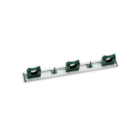 Aricasa eszköz tartó 50cm - 3 tartó + 2 kampó, zöld