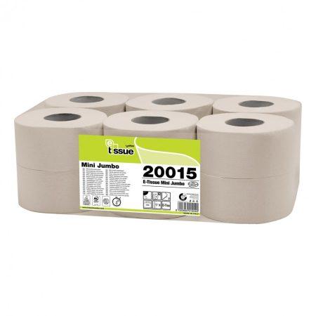 Celtex Mini toalettpapír E Tissue 2 réteg recy, 150m, 9x15cm, 12 tekercs/zsugor