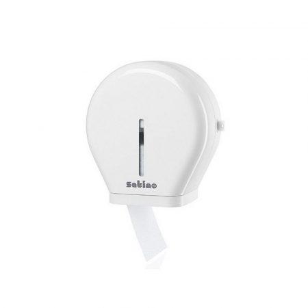 Satino Wepa Mini toalettpapír adagoló ABS műanyag, fehér