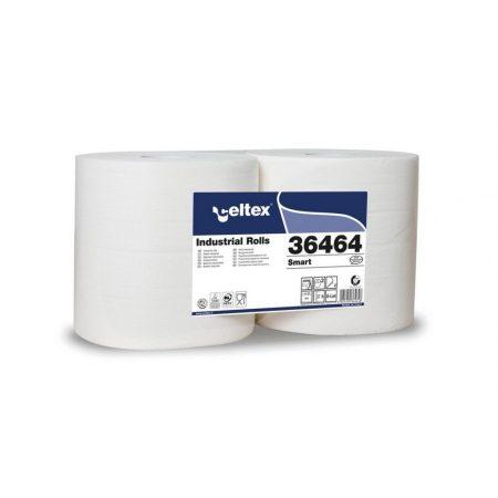 Celtex Smart ipari törlő cellulóz, 2 réteg, 800 lap, 240m, 24x30cm, 2 tekercs/zsugor