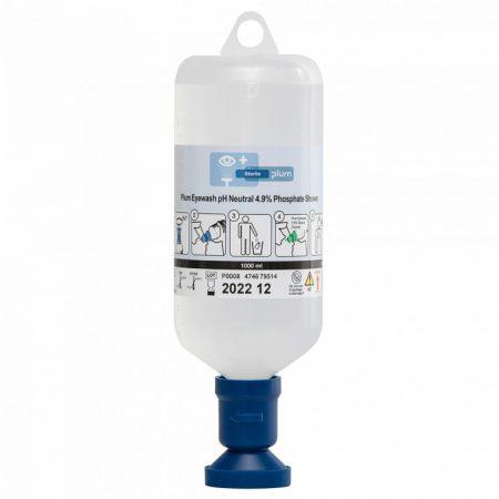 Plum szemöblítő 1000 ml, PH Neutral, DUO
