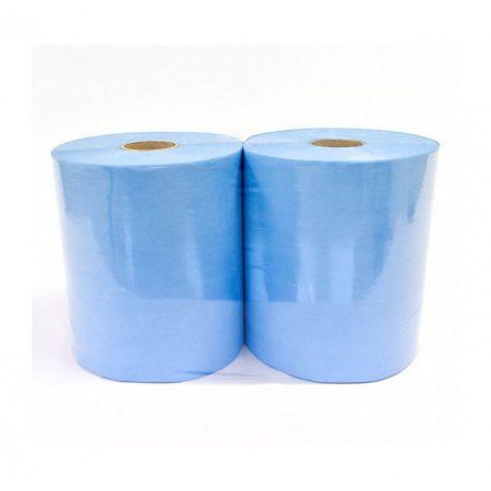 Minini Vicelnet OneB kék 400lap 28,6x39cm/lap 2tekercs/zsugor 48zsugor/raklap