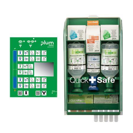 Plum QuickSafe Complete elsősegély állomás