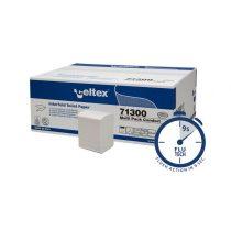 Celtex Multi Pack hajtogatott toalettpapír cell 2rtg 11x18cm 36x250lap 40kart/rl