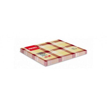 Tányéralátét - kockás 30x40cm, 250 lap/csomag, 10 csomag/karton