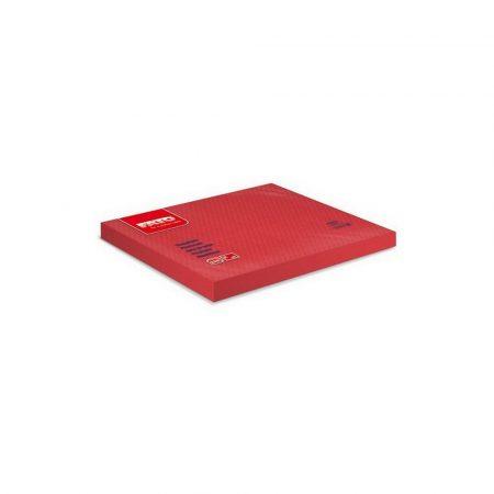 Tányéralátét - piros, 30x40cm, 250 lap/csomag, 10 csomag/karton