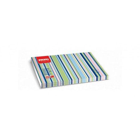 Tányéralátét - Rigoletto Blue, 30x40cm, 250 lap/csomag, 10 csomag/karton