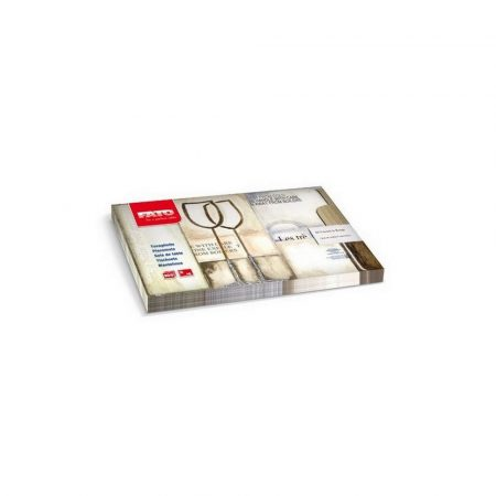 Tányéralátét - Bisztró deluxe, 30x40cm, 200 lap/csomag, 5 csomag/karton