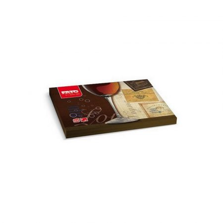 Tányéralátét - Chateu deluxe, 30x40cm, 200 lap/csomag, 5 csomag/karton