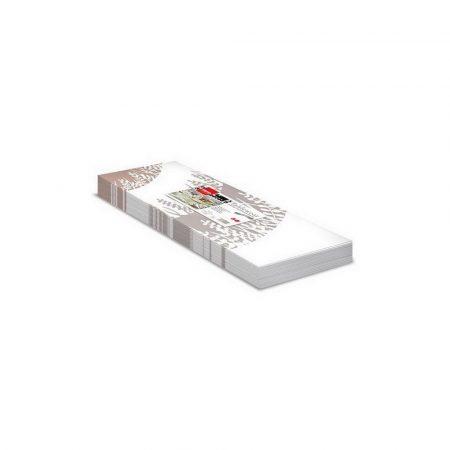 Airlaid asztalterítő, 100x100cm,Garden Cappuccino,25db/csg, 2csg/kart