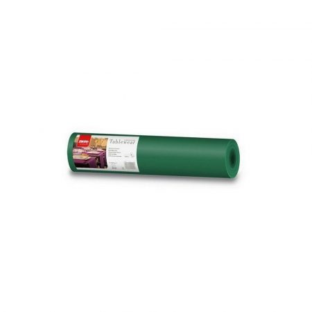 Airlaid asztali futó, 0,4x24m, forest green (erdő zöld), 1tek/csom, 4 tek/kart