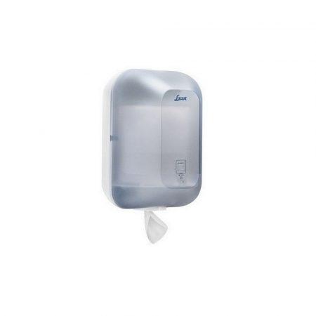 Lucart L-One Maxi tekercses kéztörlő adagoló fehér, törhetetlen műanyag