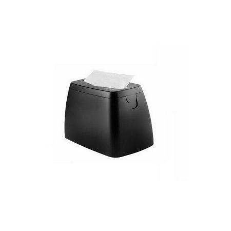 Lucart L-One hajtogatott szalvéta adagoló asztali, fekete