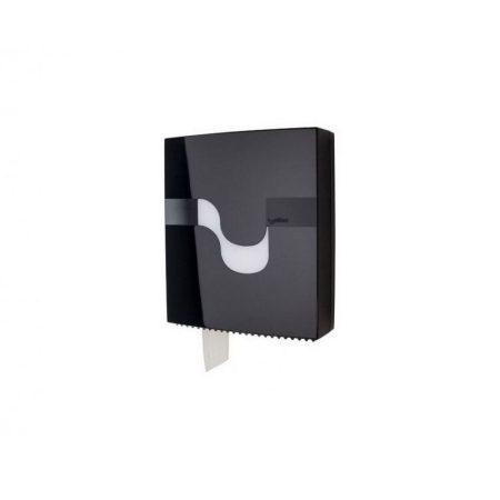 Celtex Megamini Maxi toalettpapír adagoló ABS fekete