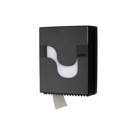 Celtex Megamini Mini toalettpapír adagoló ABS fekete
