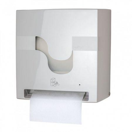 Celtex E control szenzoros kéztörlő adagoló ABS fehér
