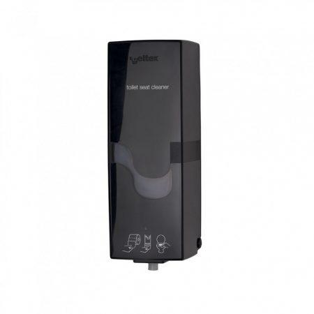 Celtex E control szenzoros wc ülőke fertőtlenítő adagoló ABS fekete