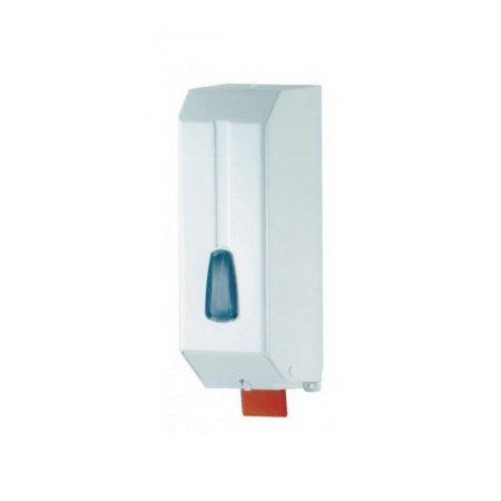 Mar plast folyékony szappan adagoló 1,2 liter fehér műanyag