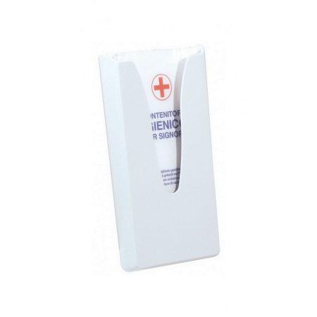 Mar plast Linea PLUS intim higiéniai papírtasak tartó fehér