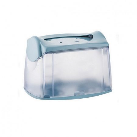Mar plast szalvéta adagoló asztali, átlátszó, műanyag