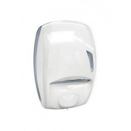 Mar plast Linea SKIN Duo folyékony szappan és hajtogatott kéztörlő adagoló