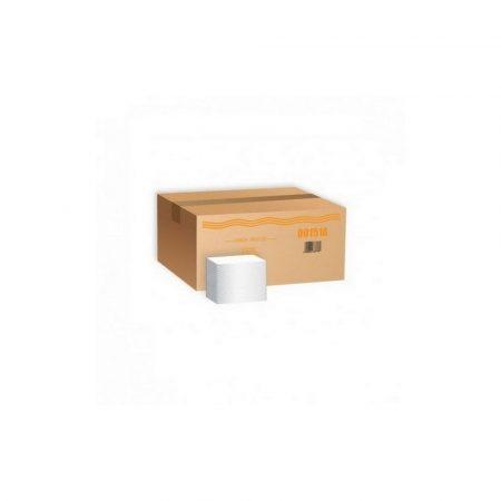 Adagolós szalvéta V hajtogatott 2 rétegű, fehér, 160 lap/csg 40 csg/kart 24 karton/raklap (00151A)