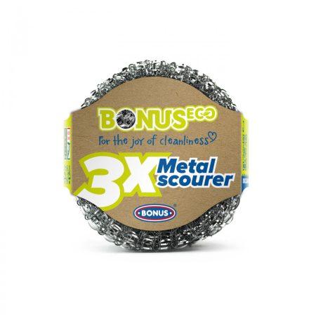Bonus Fém dörzsi 3/1 10csg/kis gyűjtő 12kis gyűjtő/zsák