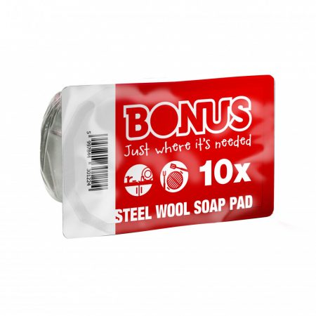 Bonus Szappanos Párna 10/1 48csg/karton