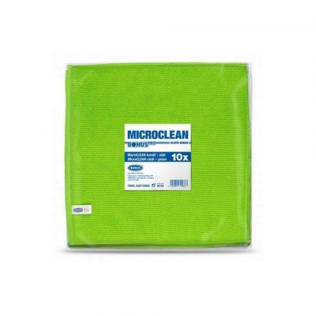 Bonus Mikroszálas univerzális kendő 32x32cm zöld 10db/csg 5csg/karton