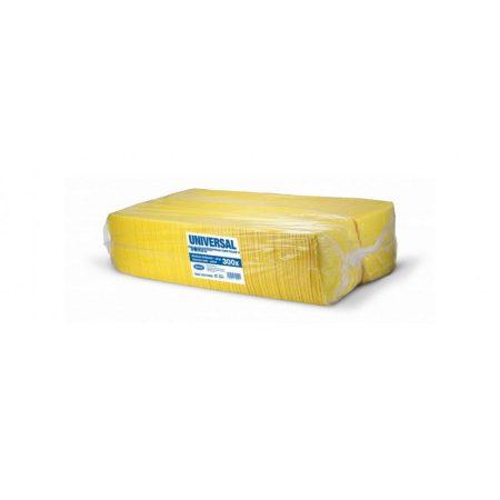 Bonus Univerzális (általános) SÁRGA törlőkendő 36x36cm 300db/zsák