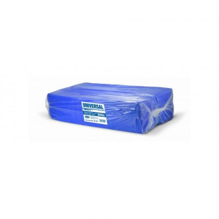 Bonus Univerzális kék törlőkendő 36x36cm 300 darabos