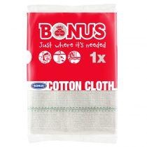 Bonus pamut padlókendő 1db-os 25 db/karton