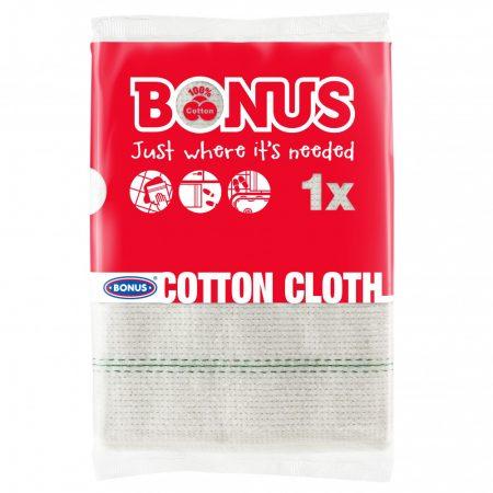 Bonus pamut padlókendő 1 darabos