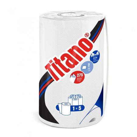 Celtex Titano tekercses kéztörlő 2 réteg celulóz, 12 tekercs/zsugor, 40 zsugor/raklap