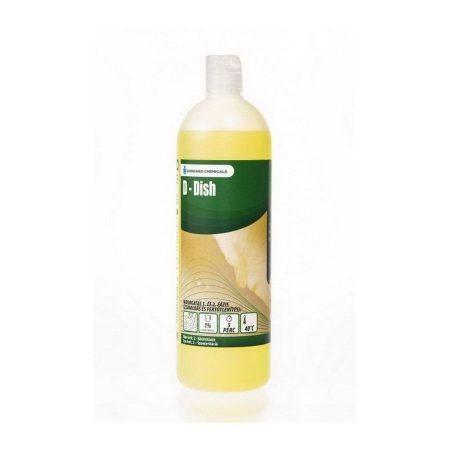 D-Dish fertőtlenítő hatású kétfázisú kézi baktericid, fungicid, virucid hatású mosogatószer 1 kg