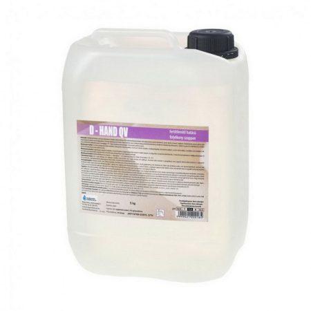D-Hand QV fertőtlenítő baktericid, fungicid, tuberkolocid, virucid, MRSA hatású kézmosó 5kg