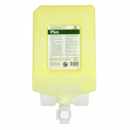 Dreumex Plus 4L citromsárga oldószeres kéztisztító EX4000 adagolóhoz 3flakon/karton