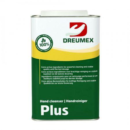 Dreumex Plus 4,5L citromsárga oldószeres kéztisztító 4db/karton