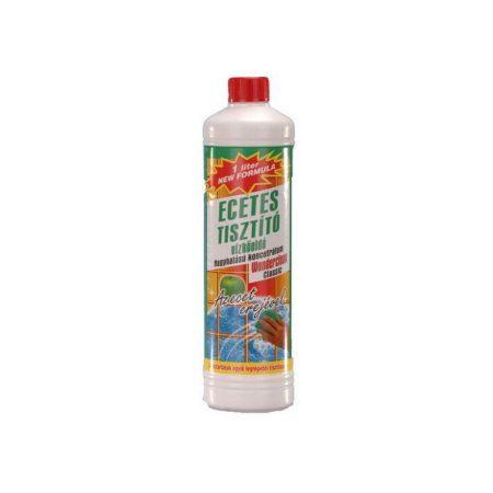 Ecetsavas tisztítószer 1 literes  (10 db/karton)