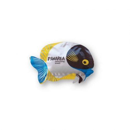 Infibra Nedves törlő Panarea 80 csomag/doboz