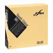 Infibra Szalvéta 33x33cm pezsgő 2 réteg 50 lap/csomag 24 csomag/karton