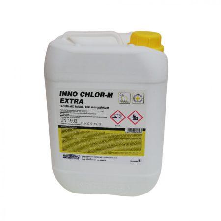 INNO CHLOR-M EXTRA  fertőtlenítő hatású kézi mosogatószer 5L