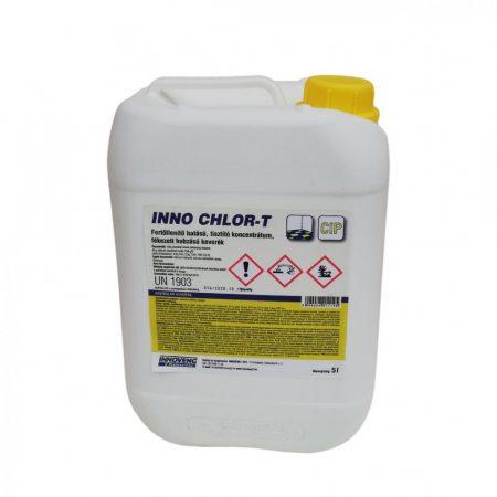 INNO CHLOR T (NEM HABZÓ) fertőtlenítő felülettisztító  5L