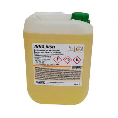 INNO-DISH fertőtlenítő hatású mosogatószer 5L
