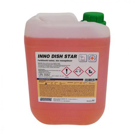INNO-DISH STAR fertőtlenítő hatású mosogatószer 20L