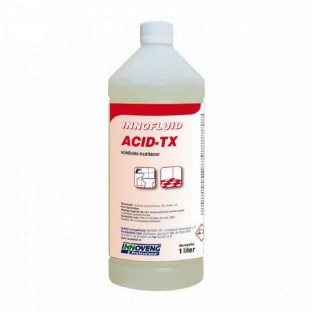 INNOFLUID ACID-TX vízkő- és rozsdaoldó 1L 10db/kart