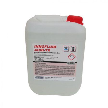 INNOFLUID ACID-TX vízkő- és rozsdaoldó koncentrátum 5L
