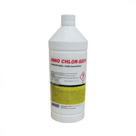 INNO CHLOR-SEPT fertőtlenítő hatású tisztítószer 1L
